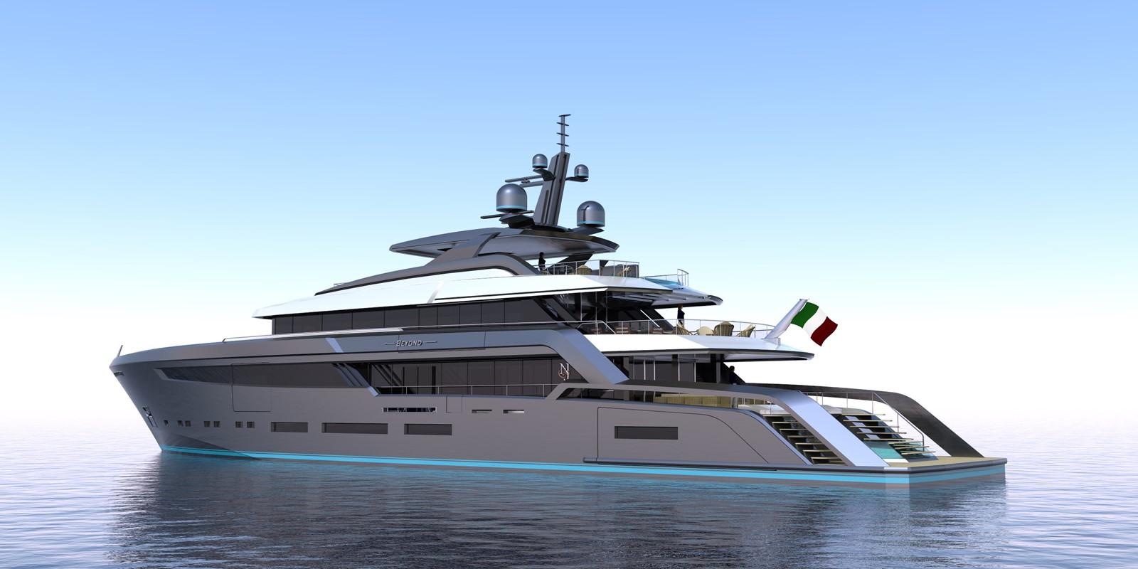 2022 CUSTOM BUILT BEYOND 50 Motor Yacht 2406671