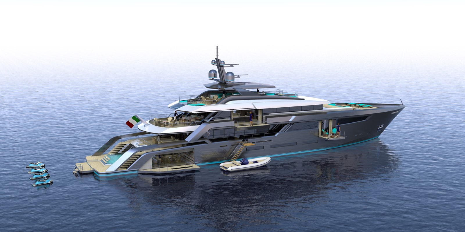 2022 CUSTOM BUILT BEYOND 50 Motor Yacht 2406673