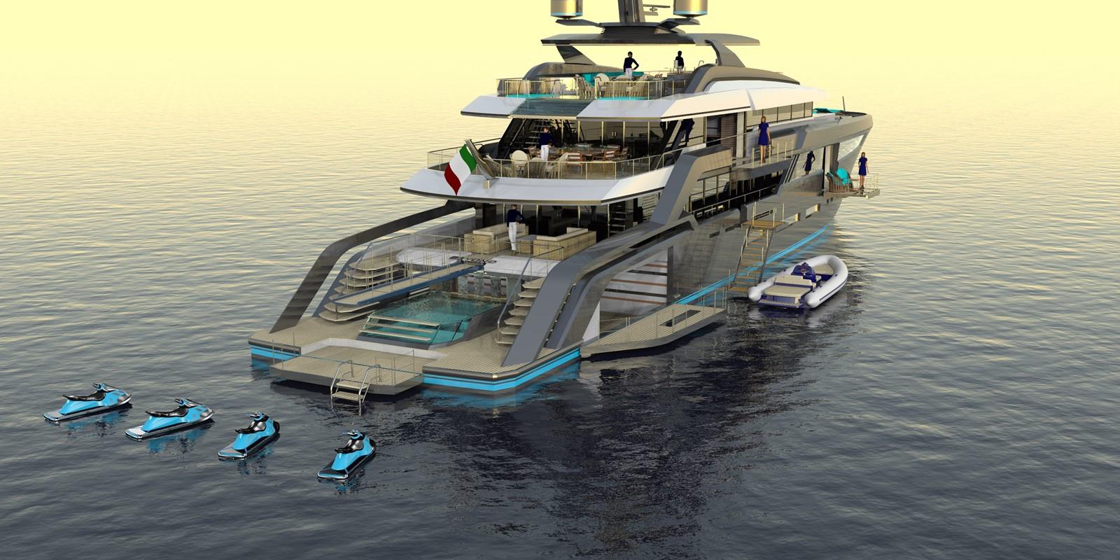 2022 CUSTOM BUILT BEYOND 50 Motor Yacht 2406683