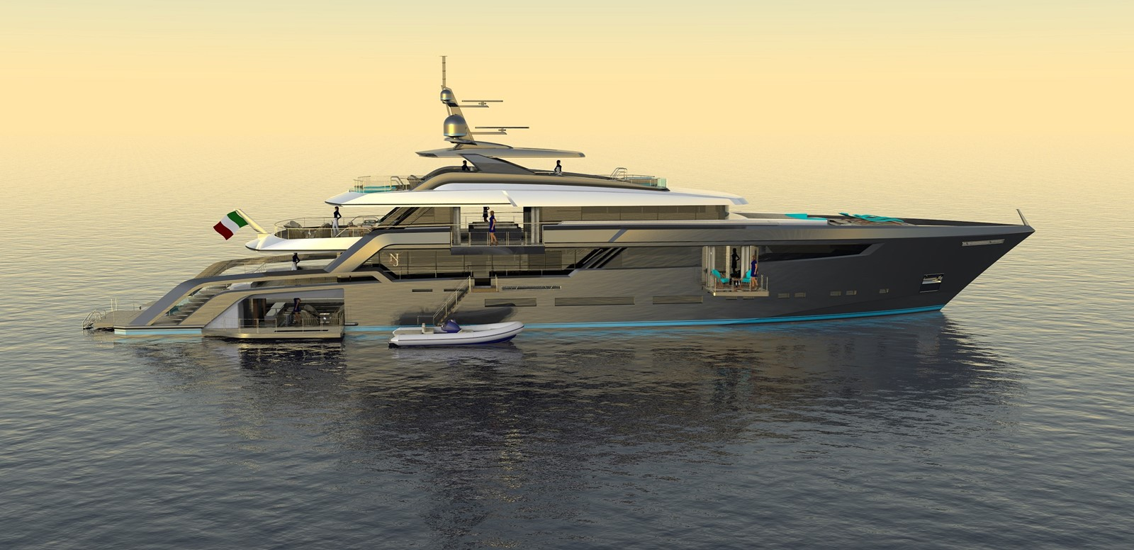 2022 CUSTOM BUILT BEYOND 50 Motor Yacht 2416308