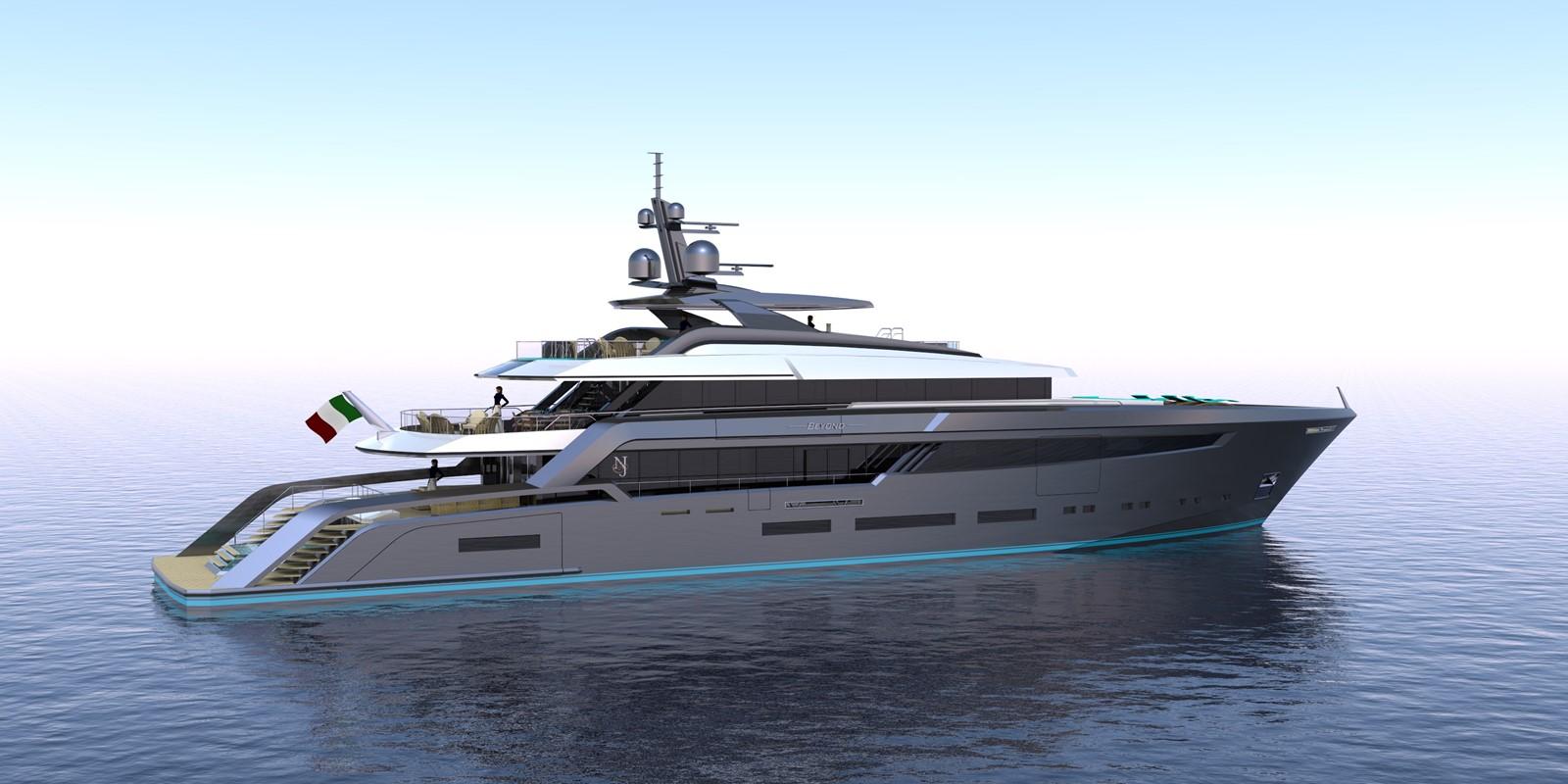2022 CUSTOM BUILT BEYOND 50 Motor Yacht 2416309