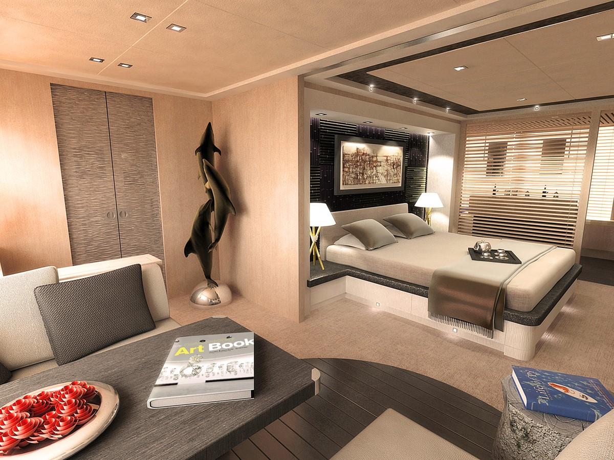 2022 CUSTOM BUILT BEYOND 50 Motor Yacht 2416313