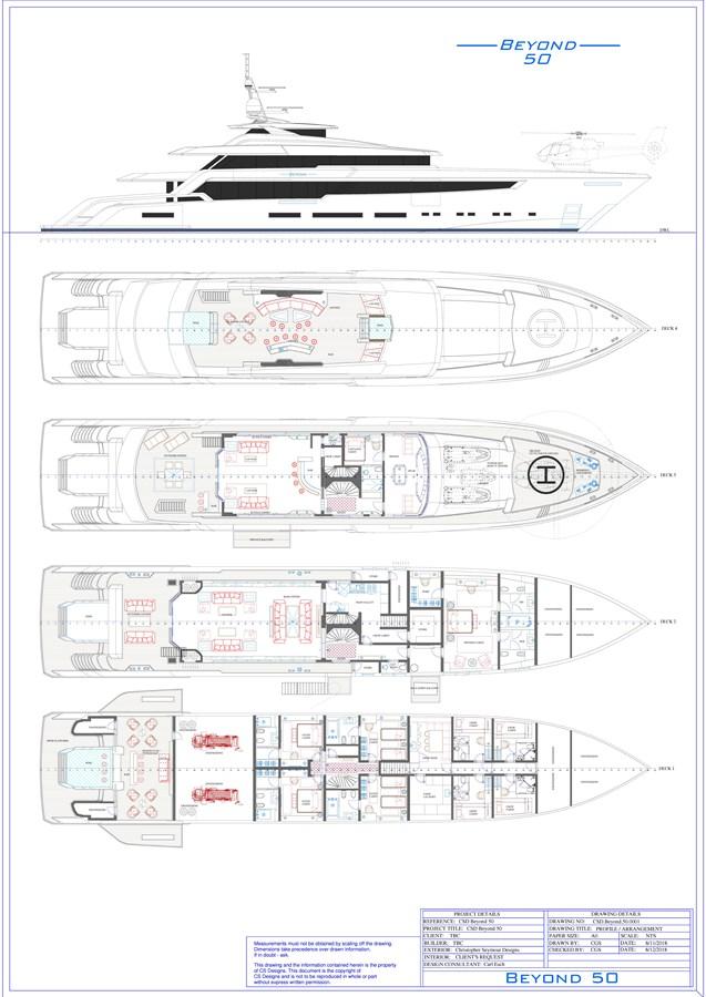 50M BEYOND.GA.001 2022 CUSTOM BUILT BEYOND 50 Motor Yacht 2538484
