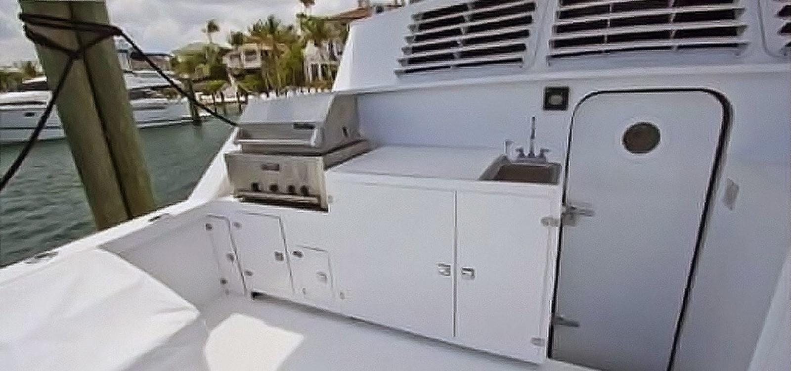 1986 DENISON Raised Pilothouse Motor Yacht 2432718