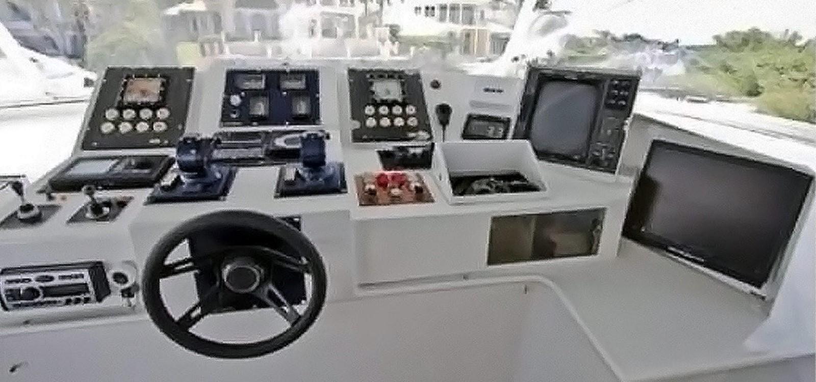 1986 DENISON Raised Pilothouse Motor Yacht 2432732