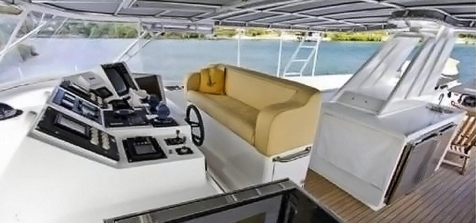 1986 DENISON Raised Pilothouse Motor Yacht 2432733