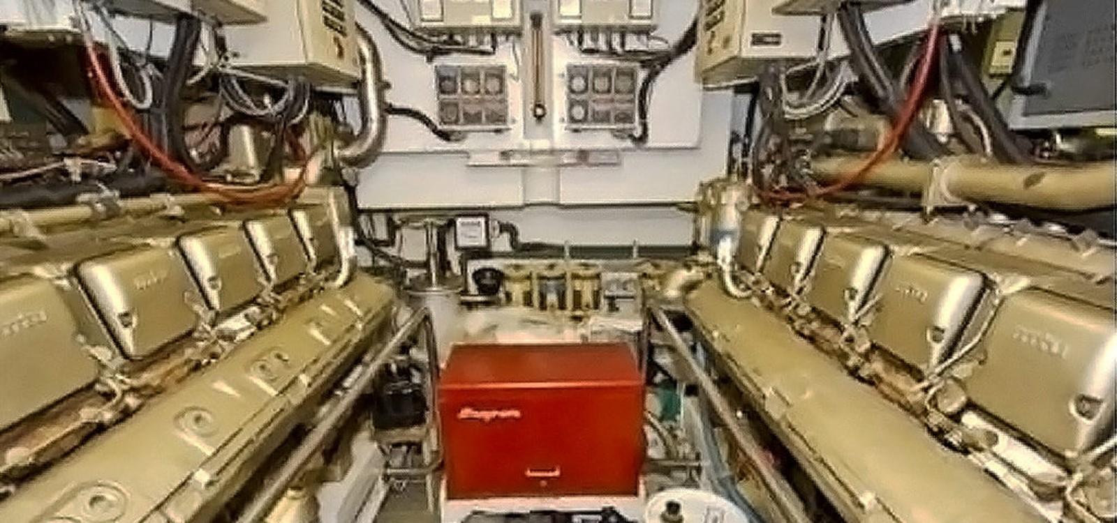 1986 DENISON Raised Pilothouse Motor Yacht 2432737