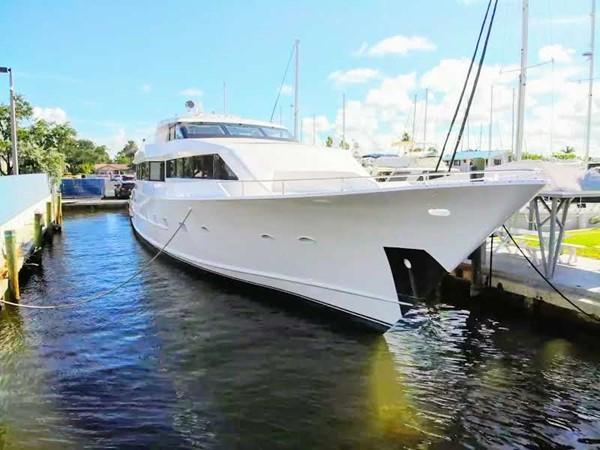 1986 DENISON Raised Pilothouse Motor Yacht 2432707