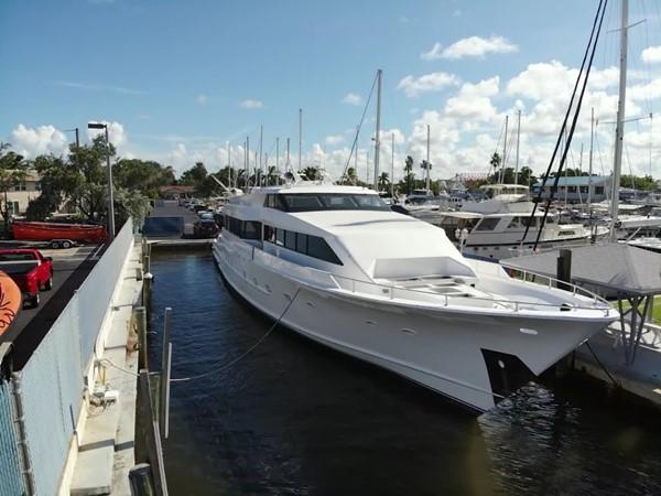 1986 DENISON Raised Pilothouse Motor Yacht 2432708