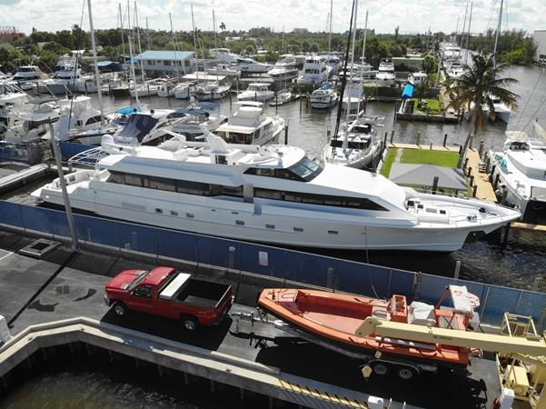 1986 DENISON Raised Pilothouse Motor Yacht 2432716