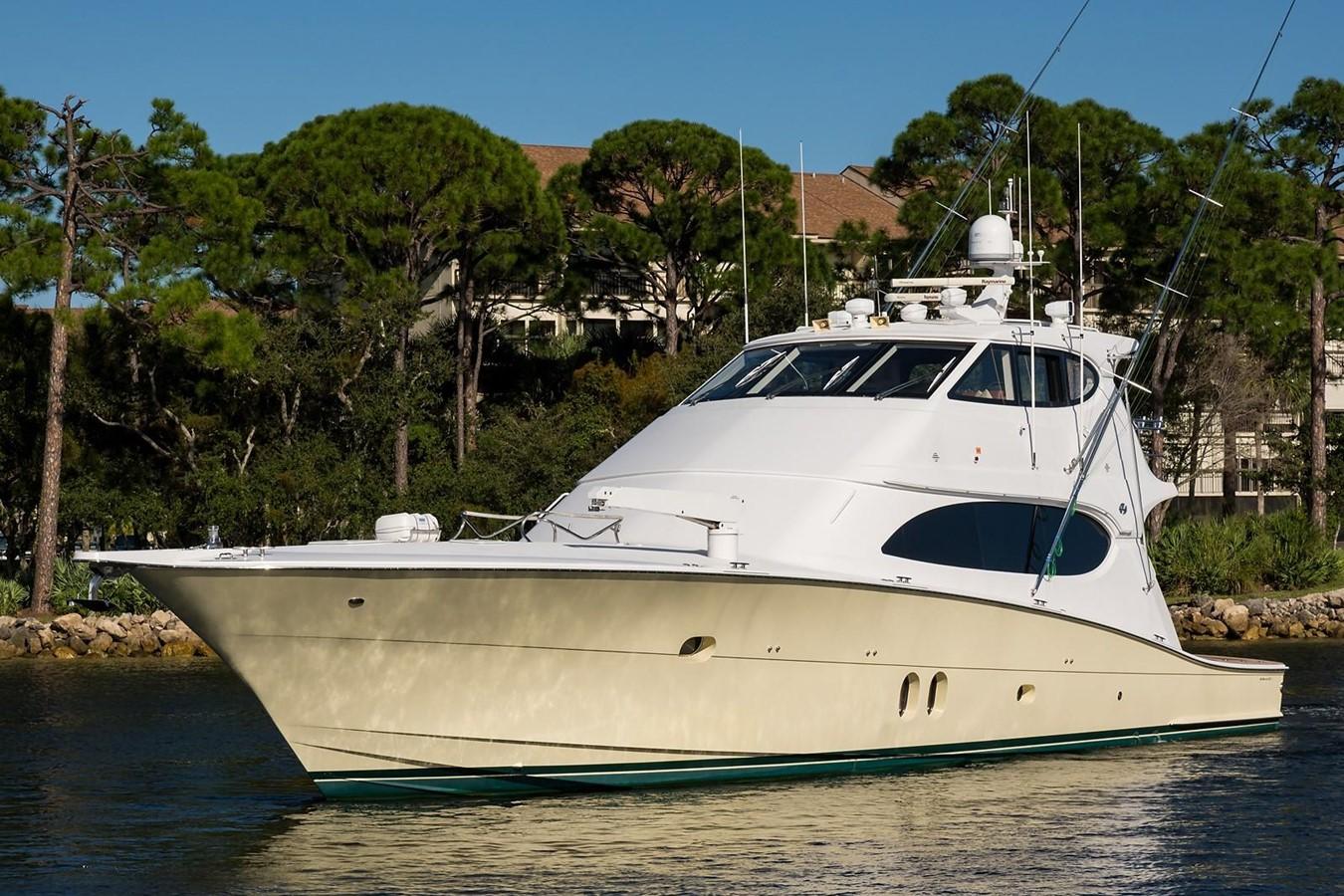 2010 HATTERAS 77 Convertible Sport Fisherman 2403990