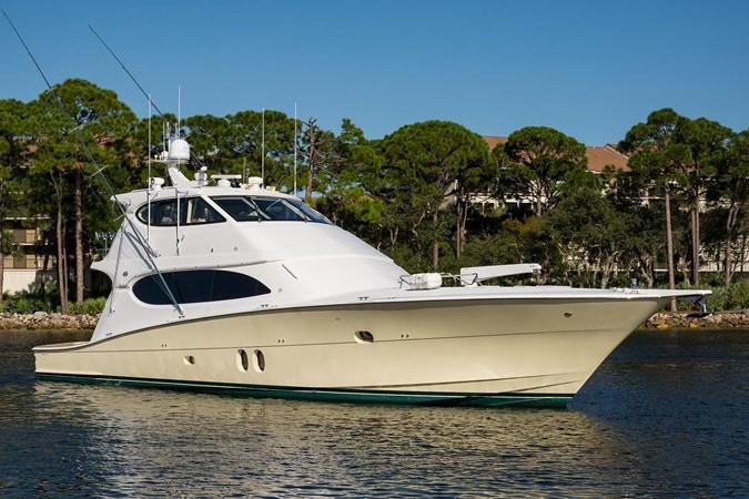 2010 HATTERAS 77 Convertible Sport Fisherman 2403987
