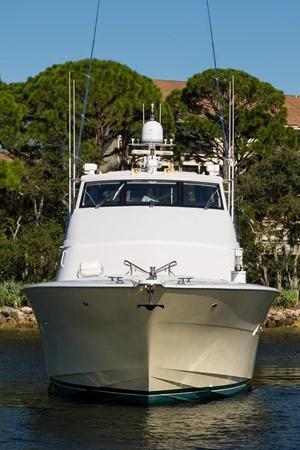 2010 HATTERAS 77 Convertible Sport Fisherman 2403989