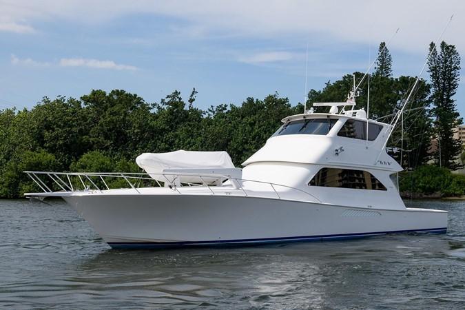 2005 VIKING 61 Enclosed Bridge Sport Fisherman 2404138
