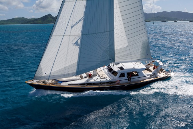 Sailing 1996 VALDETTARO Commercial Sailing Yacht Cruising Sailboat 2404927