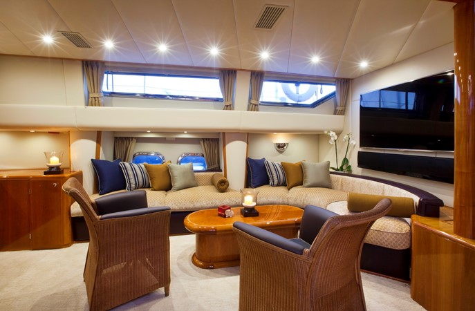 Living Area 1996 VALDETTARO Commercial Sailing Yacht Cruising Sailboat 2404936