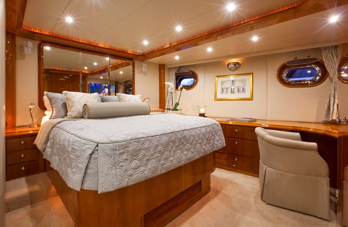 Cabin 1996 VALDETTARO Commercial Sailing Yacht Cruising Sailboat 2404937