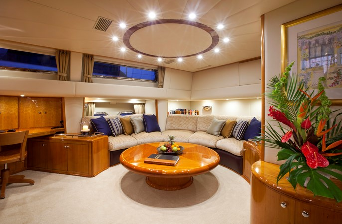 Living Area 1996 VALDETTARO Commercial Sailing Yacht Cruising Sailboat 2404938