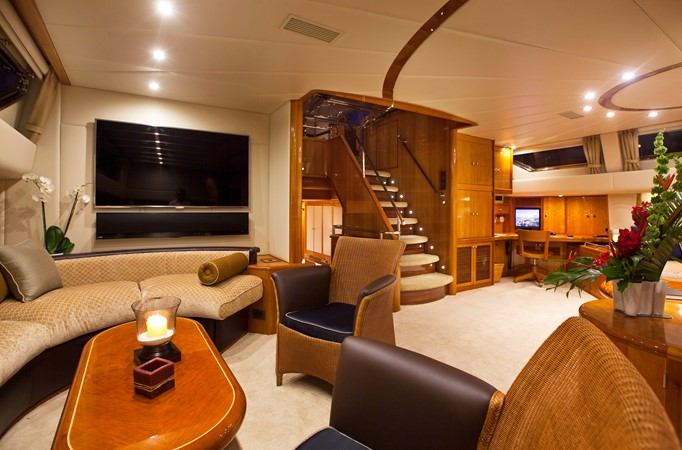 Living Area 1996 VALDETTARO Commercial Sailing Yacht Cruising Sailboat 2404940