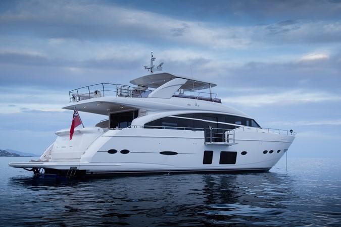 2014 PRINCESS YACHTS Princess 88 Motor Yacht 2405624