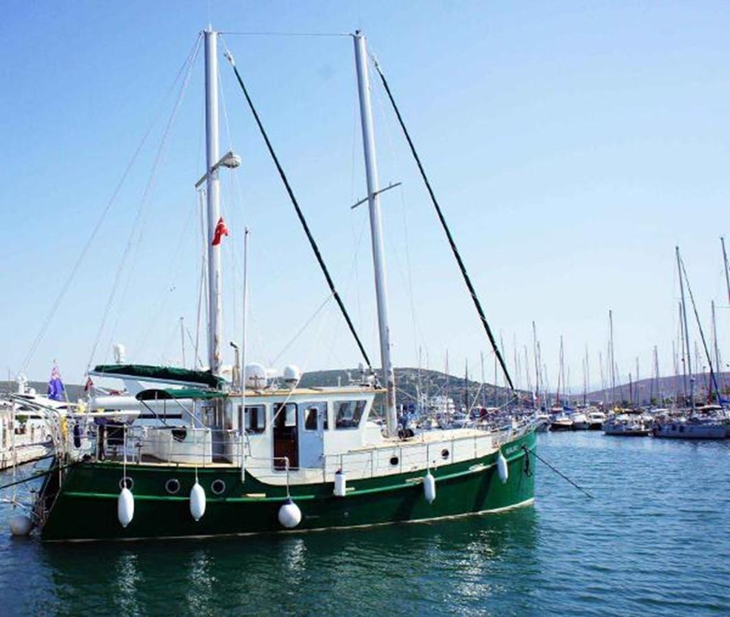 2014 DIESEL DUCK 50' Trawler 2406413