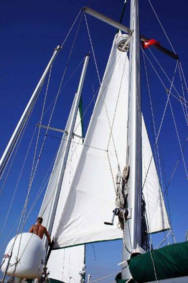 2014 DIESEL DUCK 50' Trawler 2406414