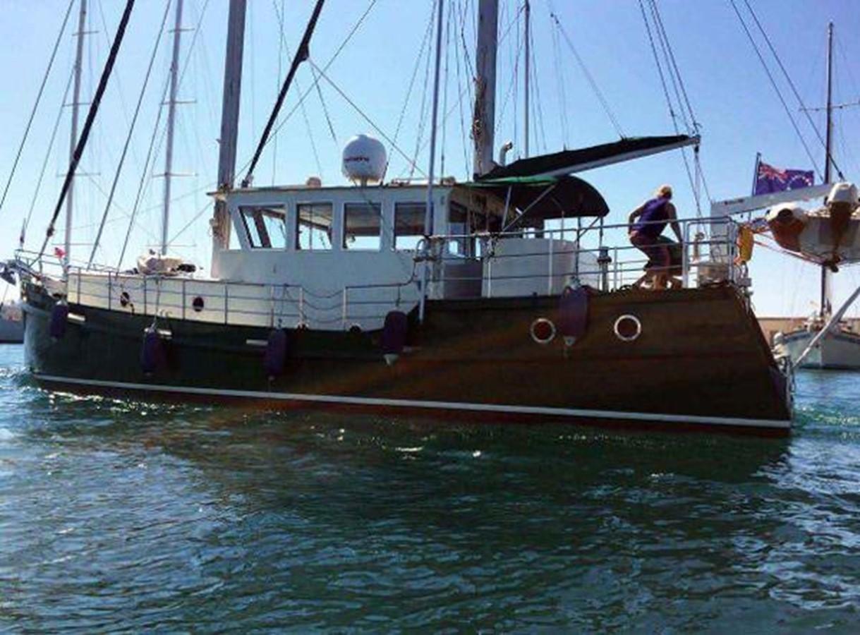 2014 DIESEL DUCK 50' Trawler 2406431