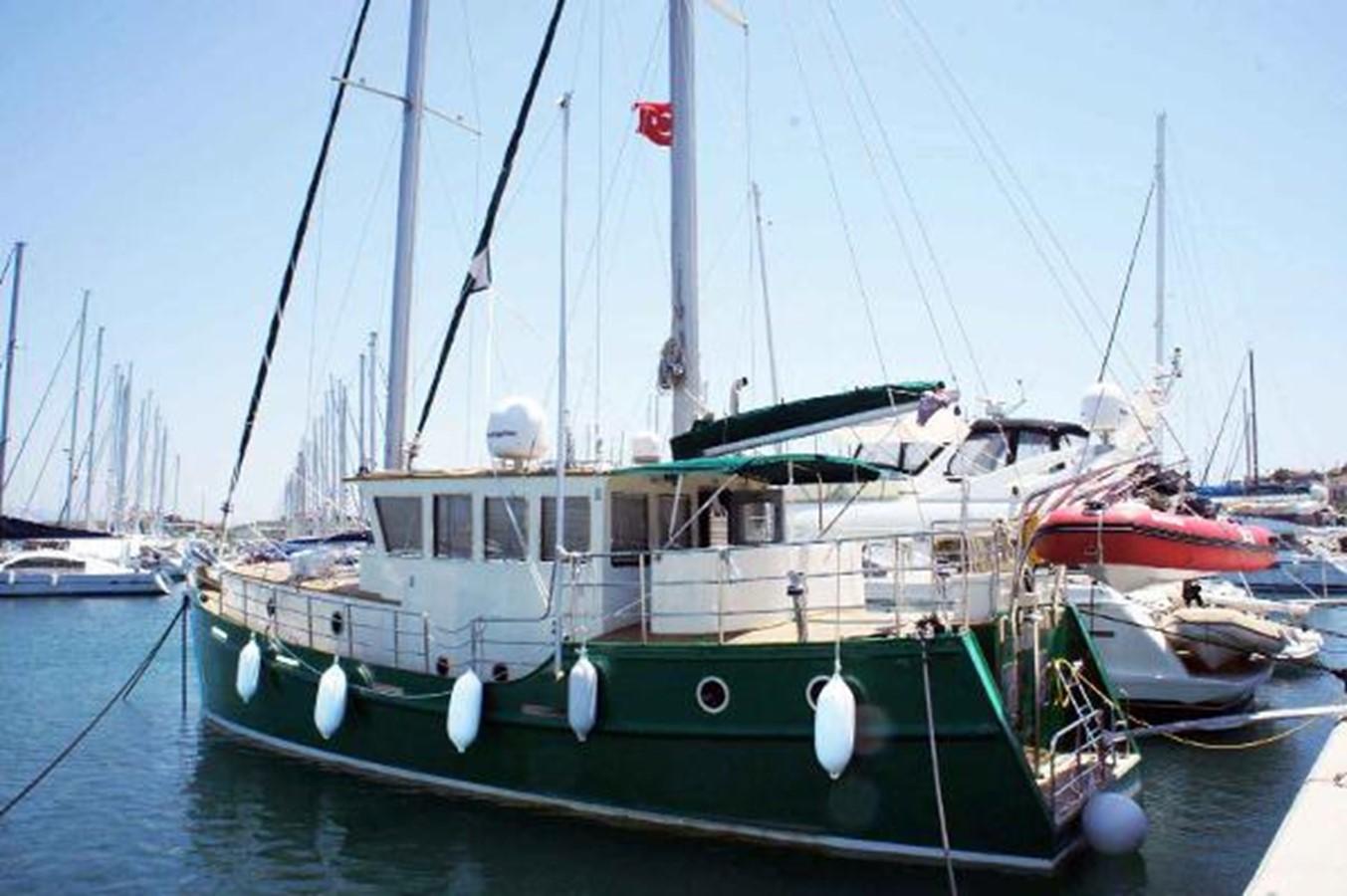 2014 DIESEL DUCK 50' Trawler 2406434