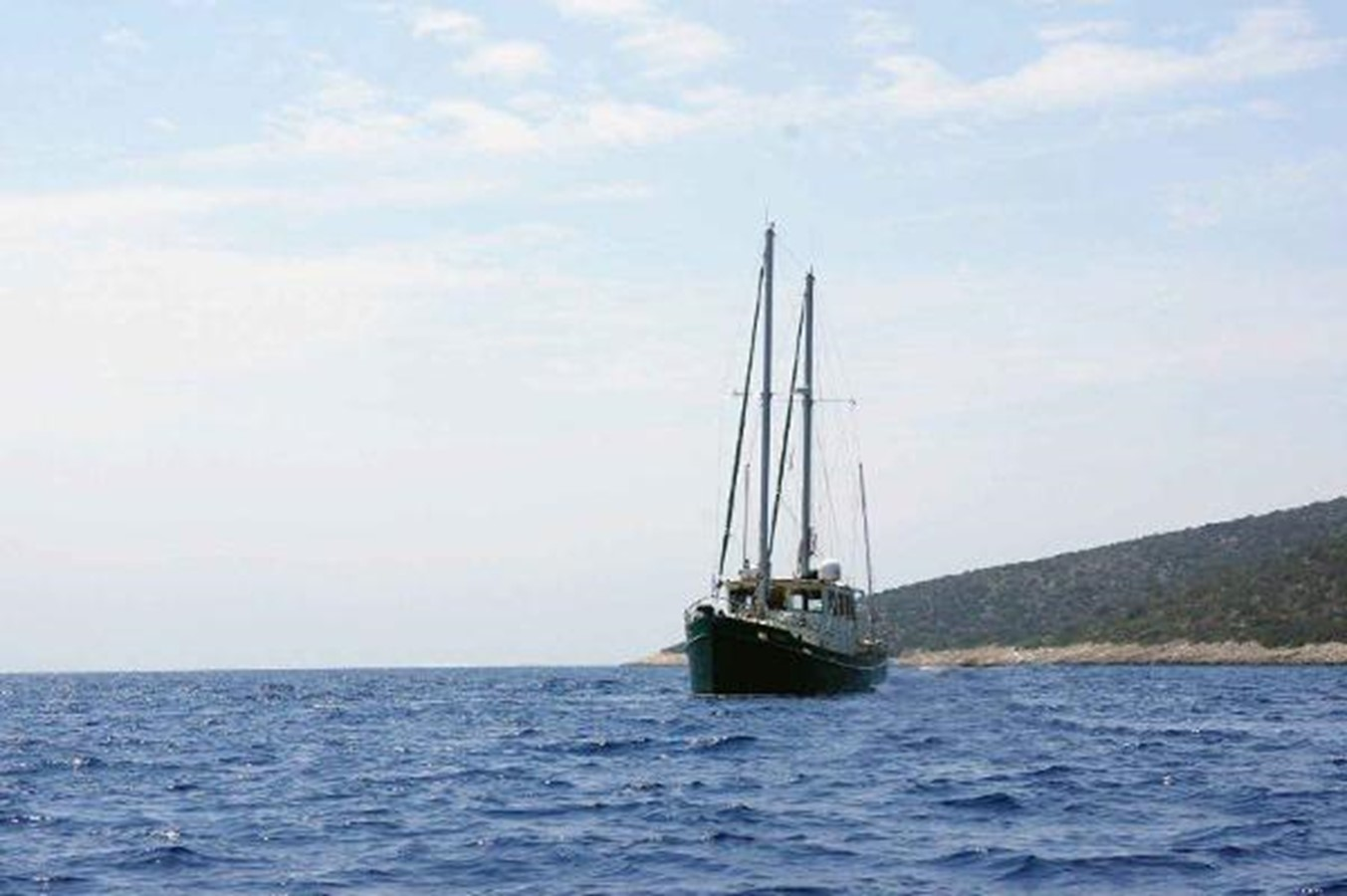 2014 DIESEL DUCK 50' Trawler 2406436