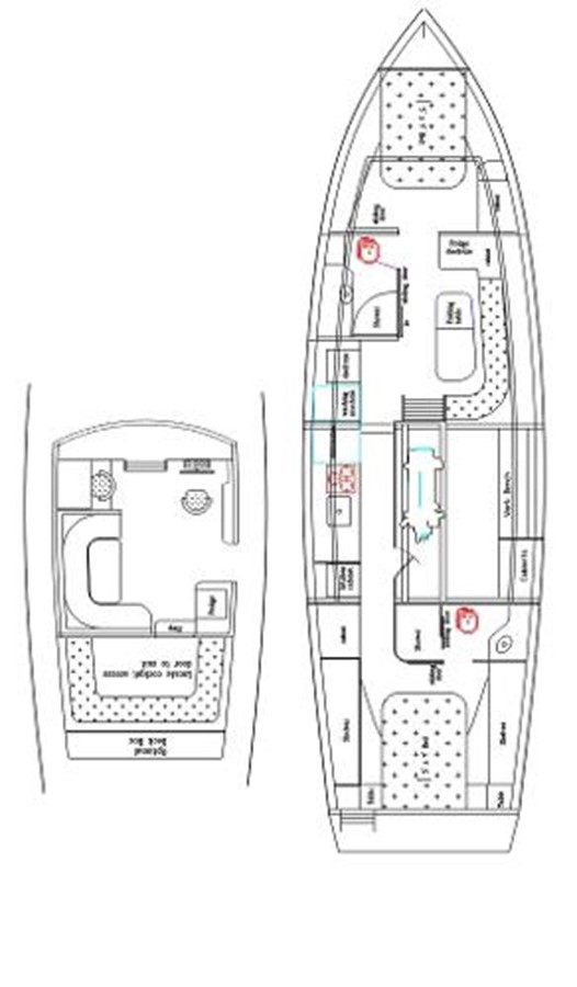 2014 DIESEL DUCK 50' Trawler 2406437