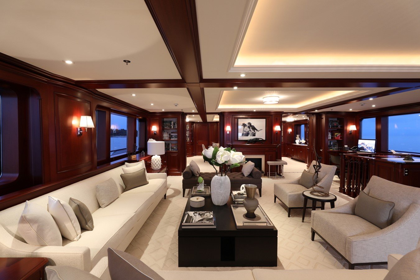 main saloon 2005 FEADSHIP  Motor Yacht 2406731