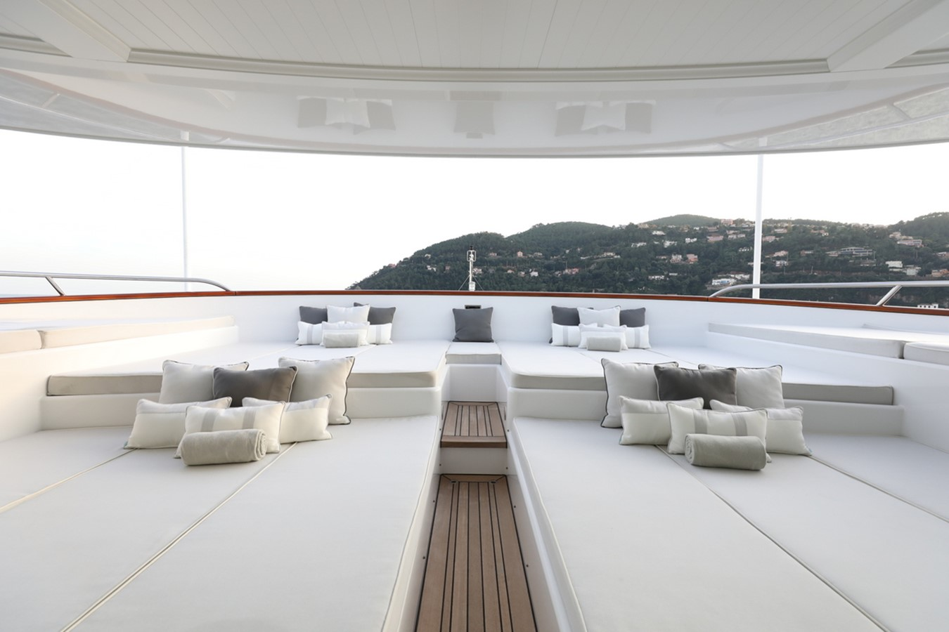 Sun deck 2005 FEADSHIP  Motor Yacht 2406745