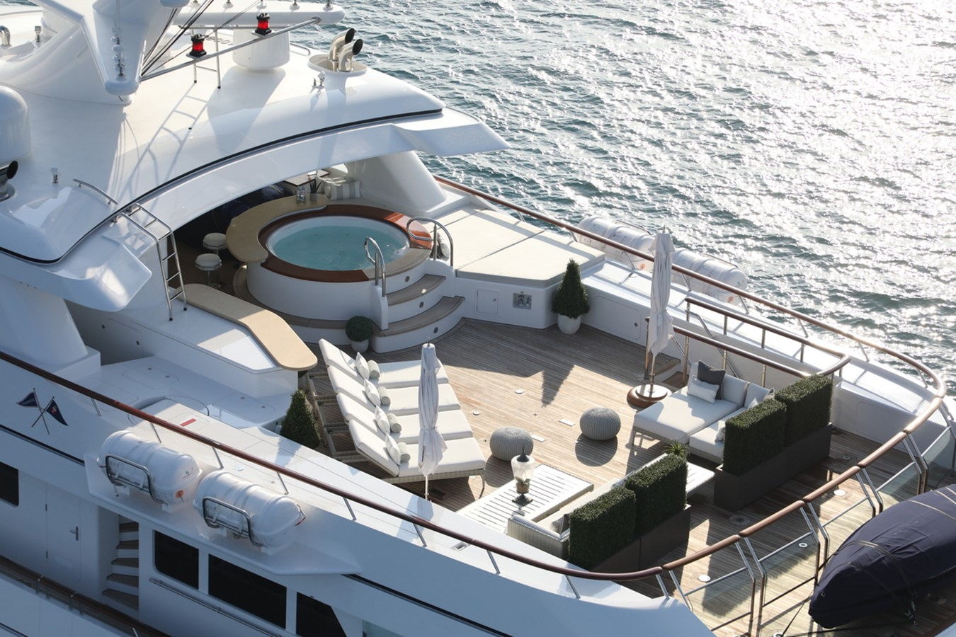 Sun deck 2005 FEADSHIP  Motor Yacht 2406756