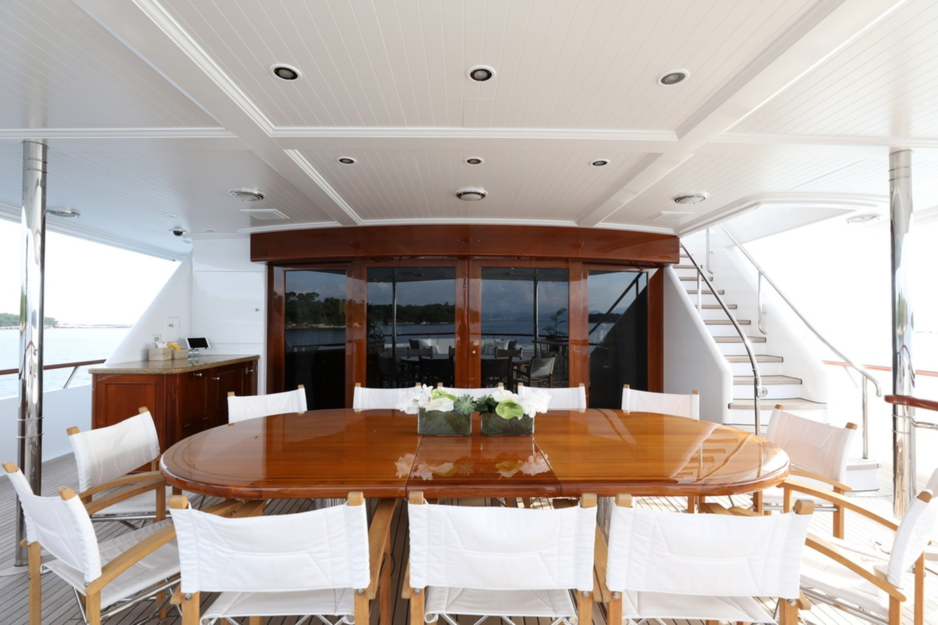 Bridge Deck 2005 FEADSHIP  Motor Yacht 2406758