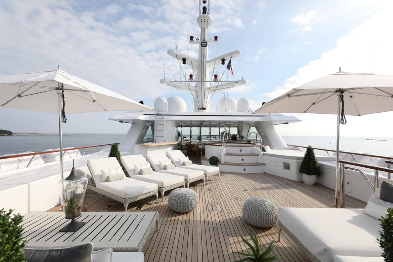 Sun deck 2005 FEADSHIP  Motor Yacht 2406759