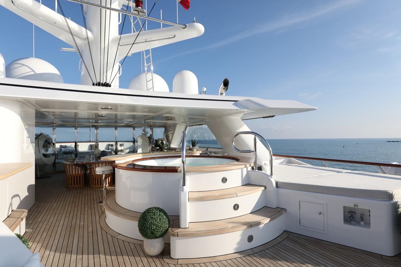 Sun deck 2005 FEADSHIP  Motor Yacht 2406765