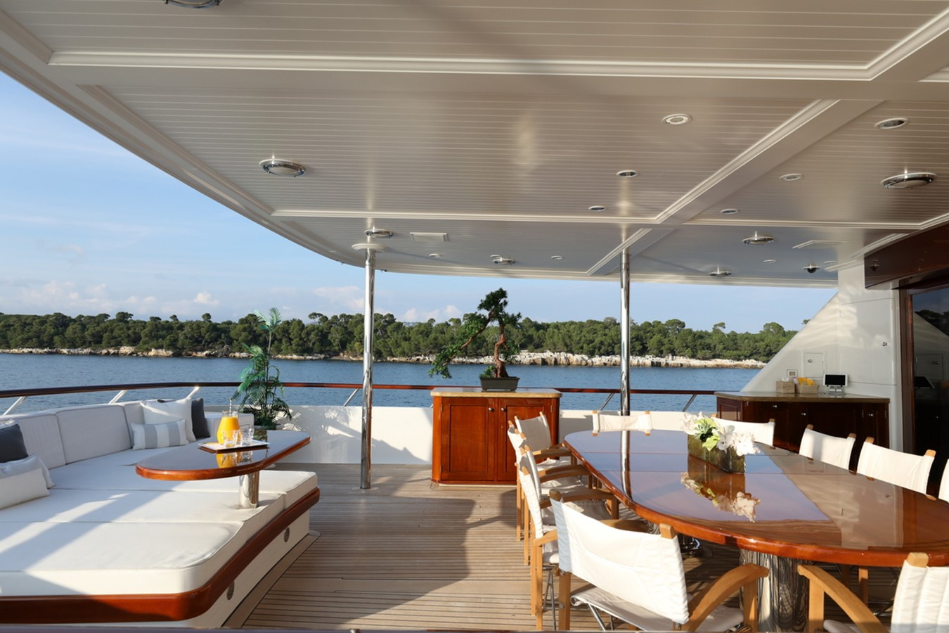 Bridge Deck 2005 FEADSHIP  Motor Yacht 2406767