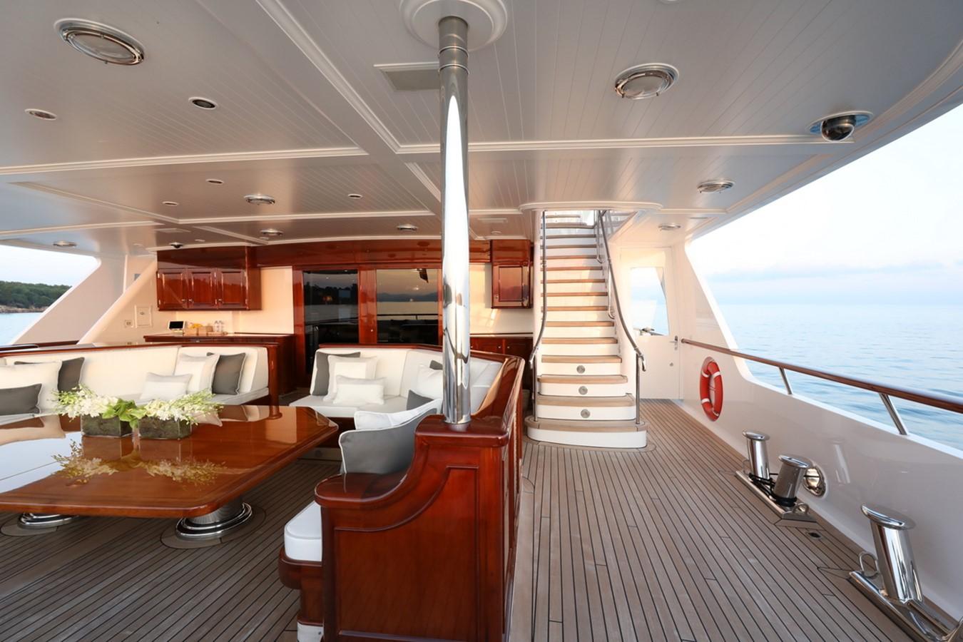 Main deck 2005 FEADSHIP  Motor Yacht 2406770