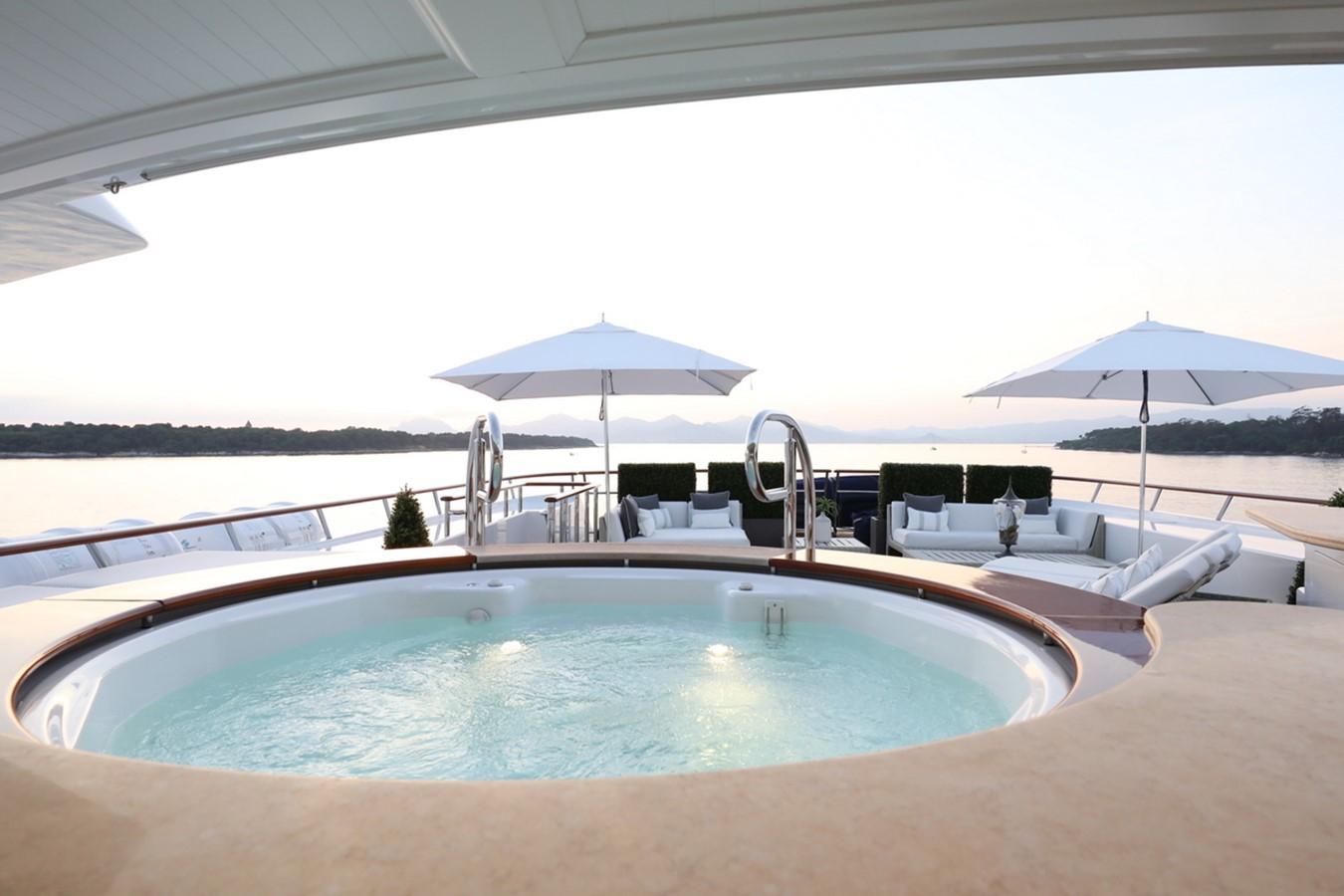 Sun deck 2005 FEADSHIP  Motor Yacht 2406771