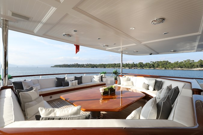 Main deck 2005 FEADSHIP  Motor Yacht 2406762