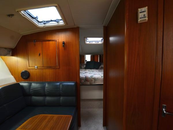 1997 TIARA  Cruiser 2407248