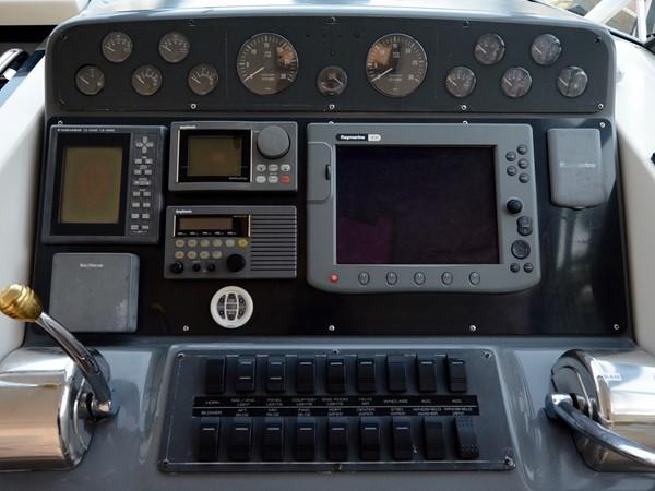 1997 TIARA  Cruiser 2407318