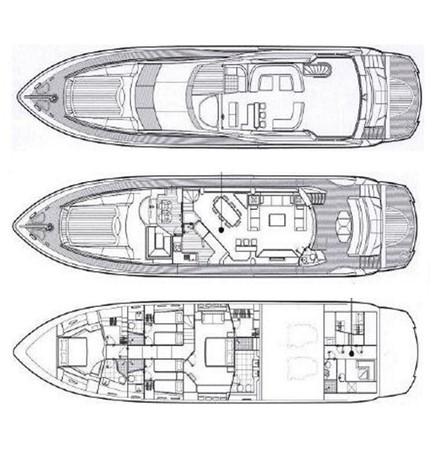 2008 SUNSEEKER MANHATTAN 90 Cruiser 2542843