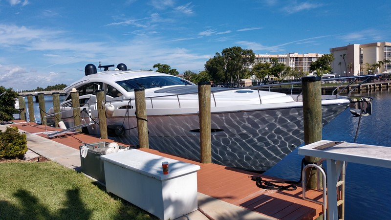PERSHING VANTAGE Yacht for Sale