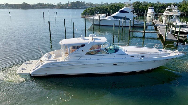 Sea Ray 580 Super Sun Sport 2002  2002 SEA RAY 580 Super Sun Sport Cruiser 2443752