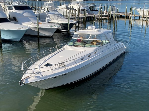 Sea Ray 580 SS 2002 2002 SEA RAY 580 Super Sun Sport Cruiser 2443753