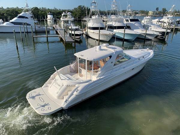 Sea Ray 580 SS 2002 2002 SEA RAY 580 Super Sun Sport Cruiser 2443754