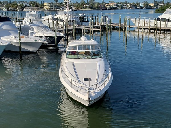 Sea Ray 580 SS 2002 2002 SEA RAY 580 Super Sun Sport Cruiser 2443755