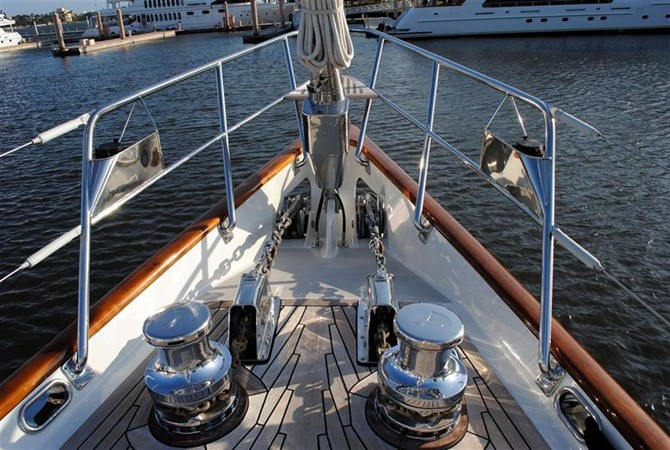 1987 SOUTHERN PACIFIC YACHTS  Cruising Ketch 2418910