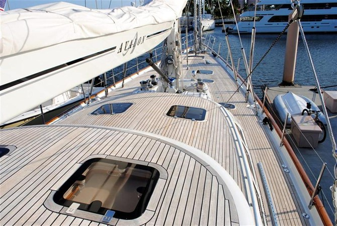 1987 SOUTHERN PACIFIC YACHTS  Cruising Ketch 2418911